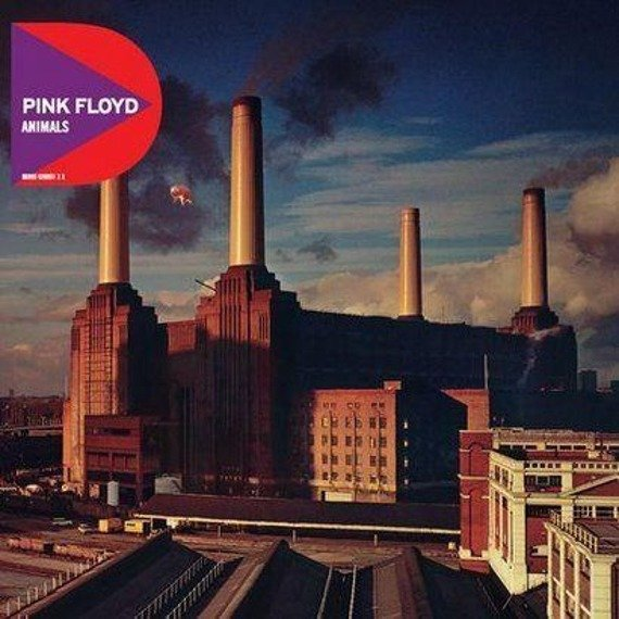PINK FLOYD: ANIMALS (CD)