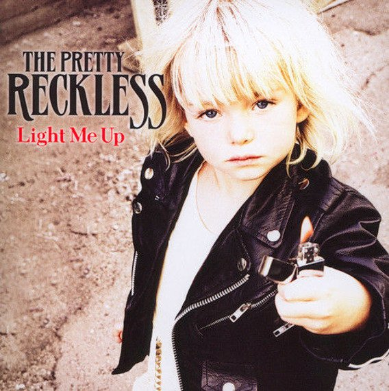 PRETTY RECKLESS: LIGHT ME UP (CD)