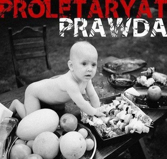 PROLETARYAT: PRAWDA (CD)