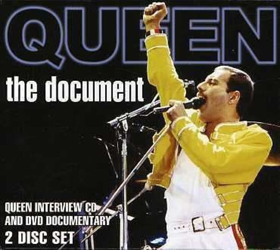 QUEEN: THE DOCUMENT (CD+DVD)