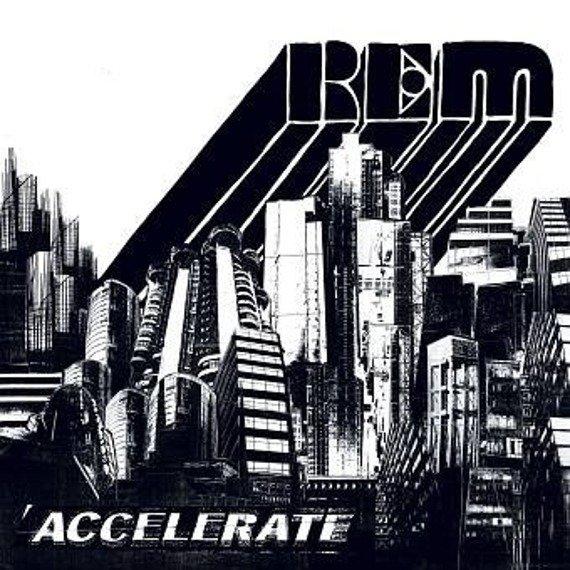 R.E.M. : ACCELERATE (LP VINYL+CD)