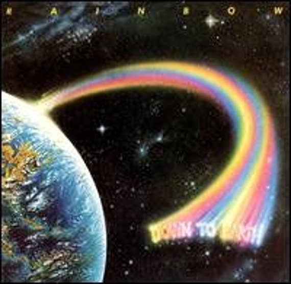RAINBOW: DOWN TO EARTH (LP VINYL)