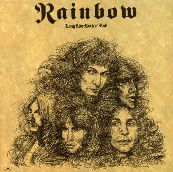 RAINBOW: LONG LIVE ROCK N ROLL (CD)