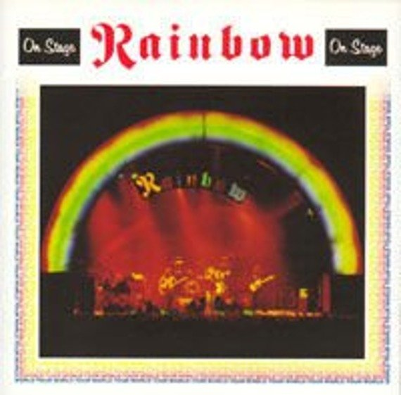 RAINBOW: ON STAGE (2LP VINYL)