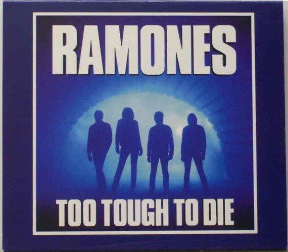 RAMONES: TOO TOUGH TO DIE (CD)