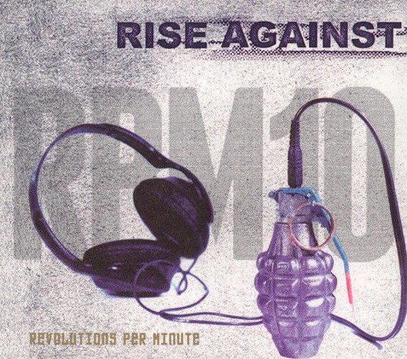 RISE AGAINST: REVOLUTIONS PER MINUTE (2CD)