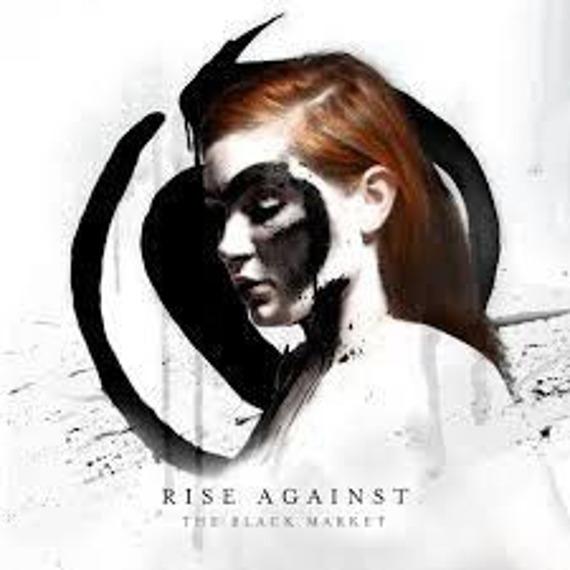 RISE AGAINST - THE BLACK MARKET (CD)