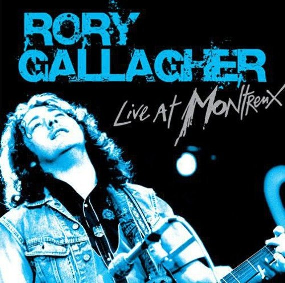 RORY GALLAGHER: LIVE IN LONDON - HAMMERSMITH APOLLO 1993 (2LP VINYL)
