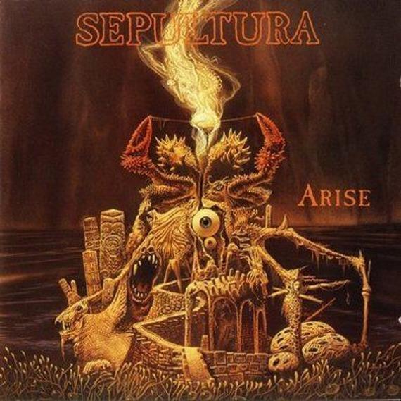 SEPULTURA: ARISE (CD)