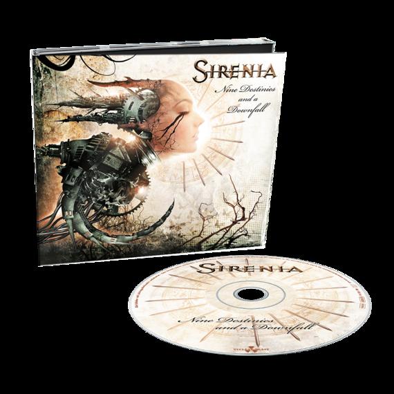 SIRENIA: NINE DESTINIES AND A DOWNFALL (CD)