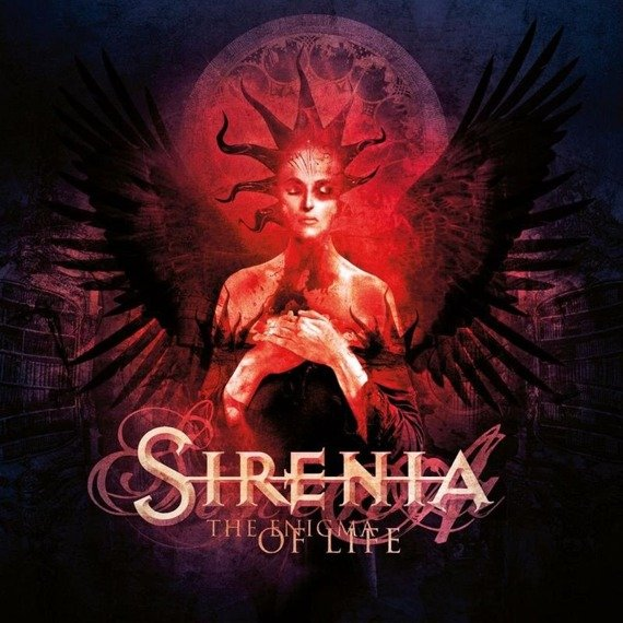 SIRENIA: THE ENIGMA OF LIFE (CD) LIMITED