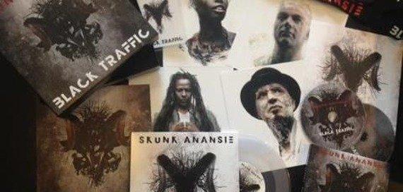 SKUNK ANANSIE: BLACK TRAFFIC (LIMITED EDITION BOX)