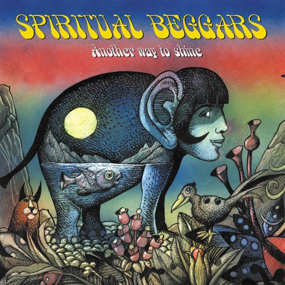 SPIRITUAL BEGGARS: ANOTHER WAY TO SHINE (LP VINYL+CD)