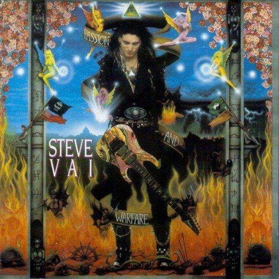 STEVE VAI : PASSION & WARFARE (CD)