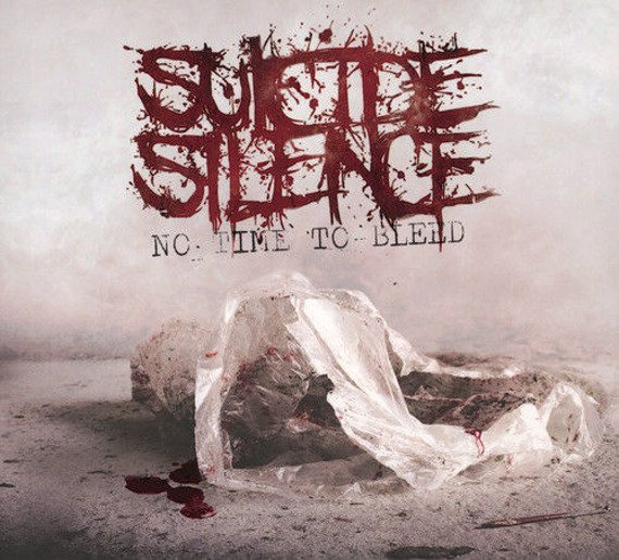 SUICIDAL SILENCE: NO TIME TO BLEED (CD)