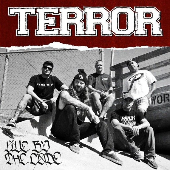 TERROR: LIVE BY THE CODE (CD)