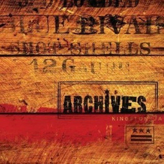 THE ARCHIVES : THE ARCHIVES (8D)