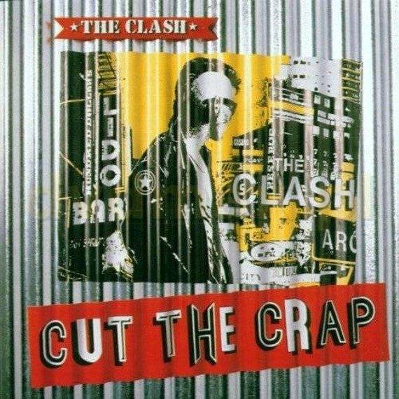 THE CLASH : CUT THE CRAP (CD)