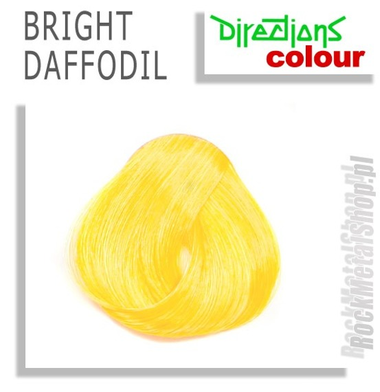 TONER, FARBA DO WŁOSÓW BRIGHT DAFFODIL DIRECTIONS, LA RICHE