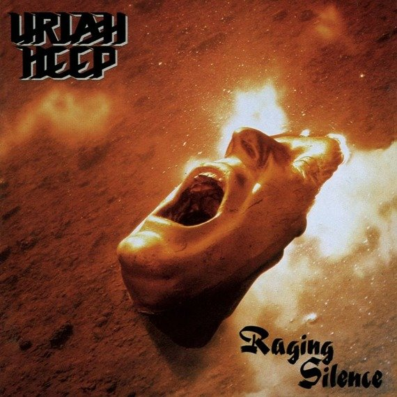 URIAH HEEP: RAGING SILENCE (CD) REMASTER