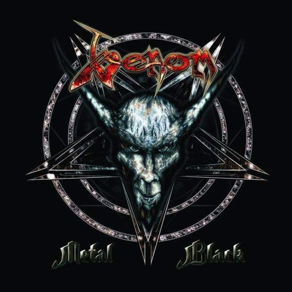 VENOM: METAL BLACK (CD)