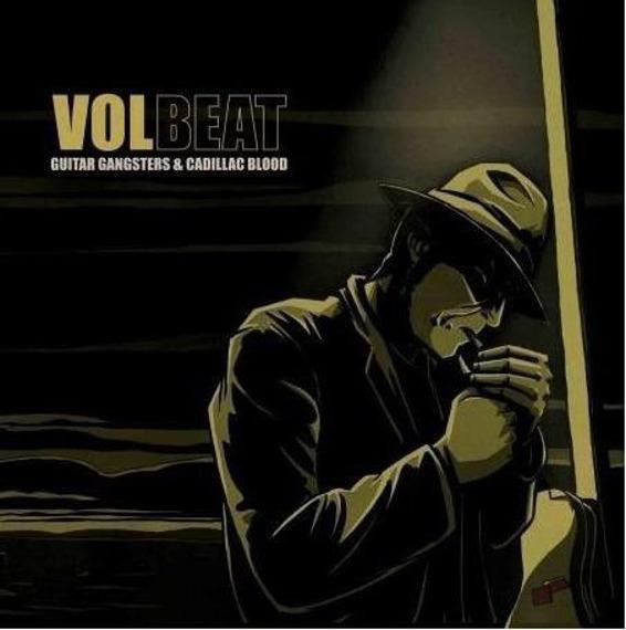 VOLBEAT: GUITAR GANGSTERS & CADILLAC BLOOD (LP VINYL)