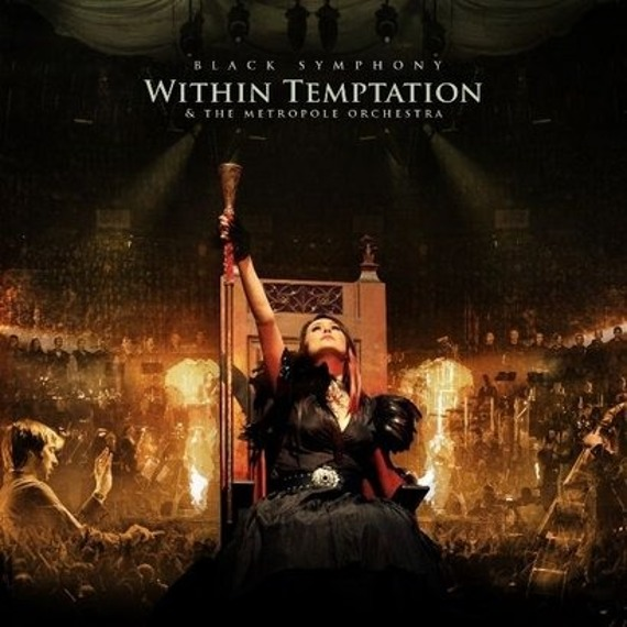 WITHIN TEMPTATION: BLACK SYMPHONY (2CD)
