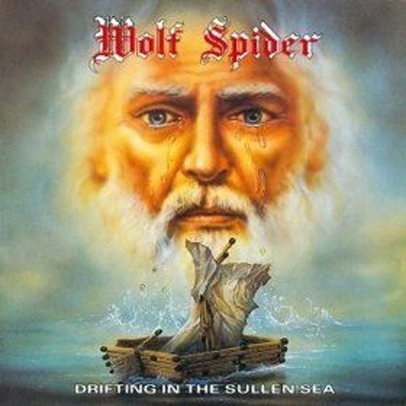 WOLF SPIDER: DRIFTING IN THE SULLEN SEA (CD)