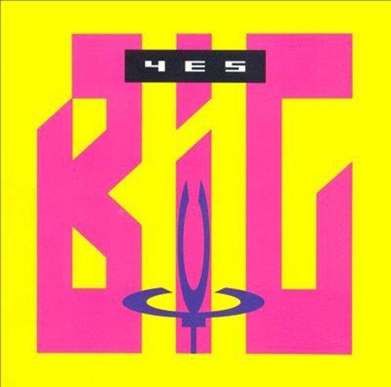 YES: BIG GENERATOR (CD)