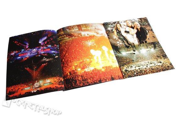 album/program METALLICA - WORLD MAGNETIC TOUR 2008-2009, 40 STRON, kolekcjonerski