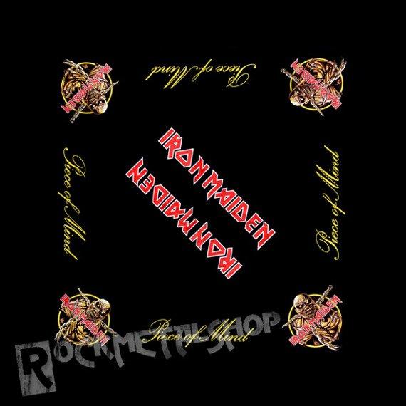 bandana IRON MAIDEN - PIECE OF MIND