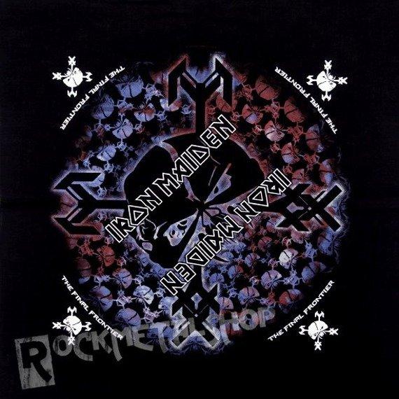 bandana IRON MAIDEN - THE FINAL FRONTIER