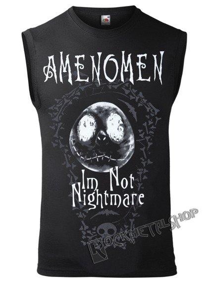 bezrękawnik AMENOMEN - I'M NOT NIGHTMARE (OMEN073BR)