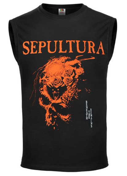 bezrękawnik SEPULTURA - BENEATH THE REMAINS