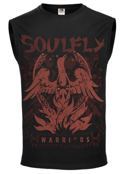 bezrękawnik SOULFLY - WARRIORS