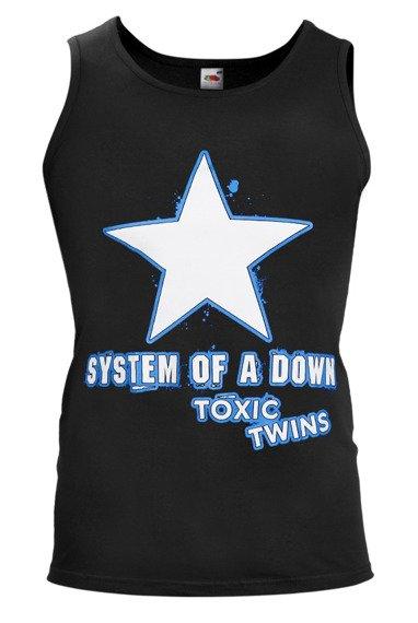 bezrękawnik SYSTEM OF A DOWN - TOXIC TWINS