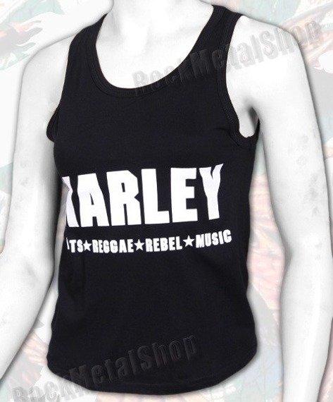 bezrękawnik dziewczęcy BOB MARLEY - ROOTS REGGAE REBEL MUSIC