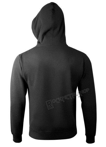 bluza BLACK CRAFT - THE CRAFT rozpinana, z kapturem
