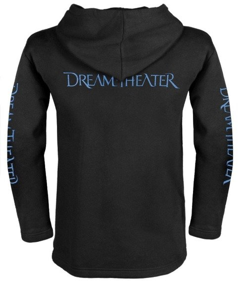 bluza DREAM THEATER - DREAM THEATER czarna z kapturem