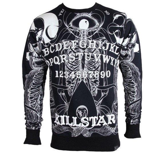 bluza KILL STAR - BOARDGAME, bez kaptura