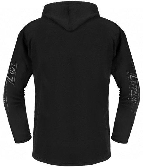 bluza LED ZEPPELIN czarna, z kapturem