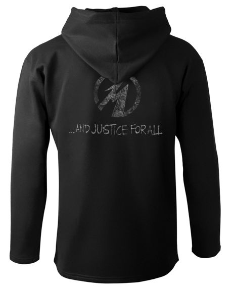 bluza METALLICA -  ...AND JUSTICE FOR ALL, z kapturem