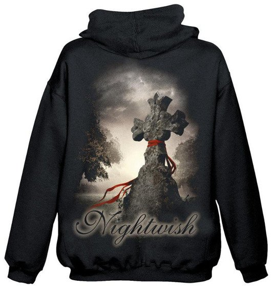 bluza NIGHTWISH - EPITAPH, rozpinana z kapturem