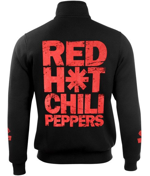 bluza RED HOT CHILI PEPPERS bejsbolówka, rozpinana