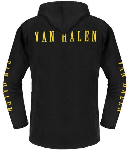 bluza VAN HALEN czarna, z kapturem