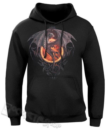 bluza dziecięca z kapturem DRAGON LORD