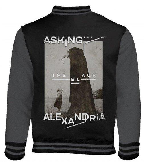 bluza/kurtka ASKING ALEXANDRIA - THE BLACK ORIGINAL ART , rozpinana