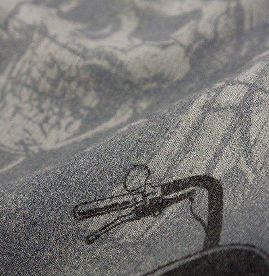 bluza rozpinana WCC - CHIEF szara (WCC0923)