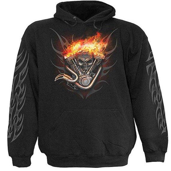 bluza z kapturem WHEELS OF FIRE