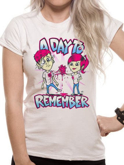 bluzka damska A DAY TO REMEMBER - GIRLS ARE MEAN